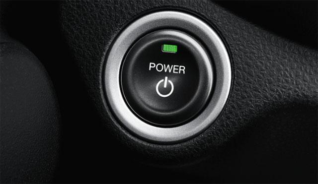GAC GE3 כפתור התנעה