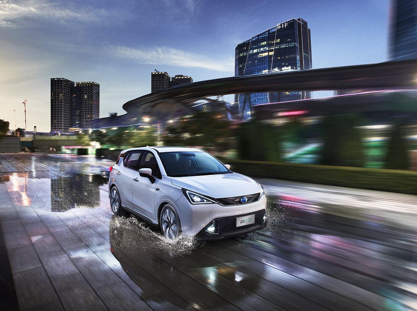 מימון לרכב חשמלי של GAC