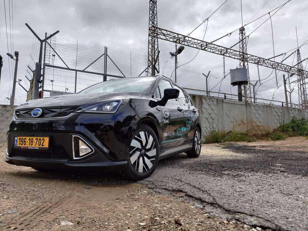 פריצת הדרך של הרכבים החשמליים בישראל: הכירו את הג'יפון המשפחתי של GAC